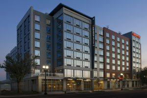 Homewood Suites and Hampton Inn NOMA Washington DC