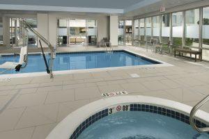 Hampton Inn/Homewood Suites Noma Washington DC pool