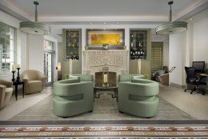 Hilton Garden Inn Miami Beach Florida lobby
