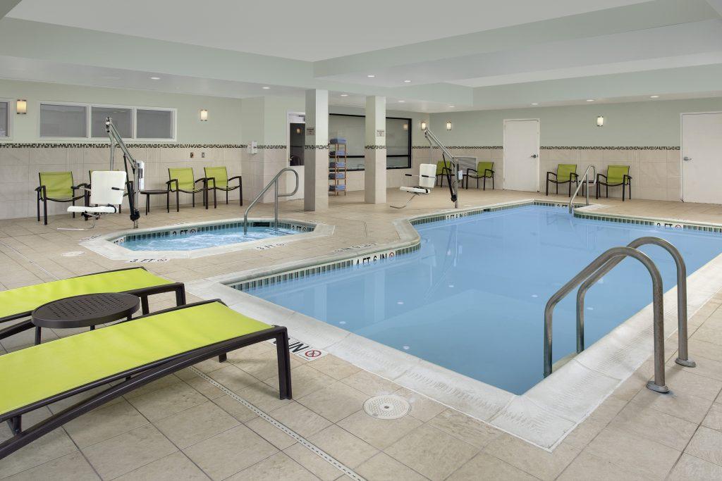 SpringHill Suites Alexandria VA Pool