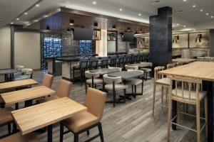Delta Hotels by Marriott Everett WA Lobby Seating
