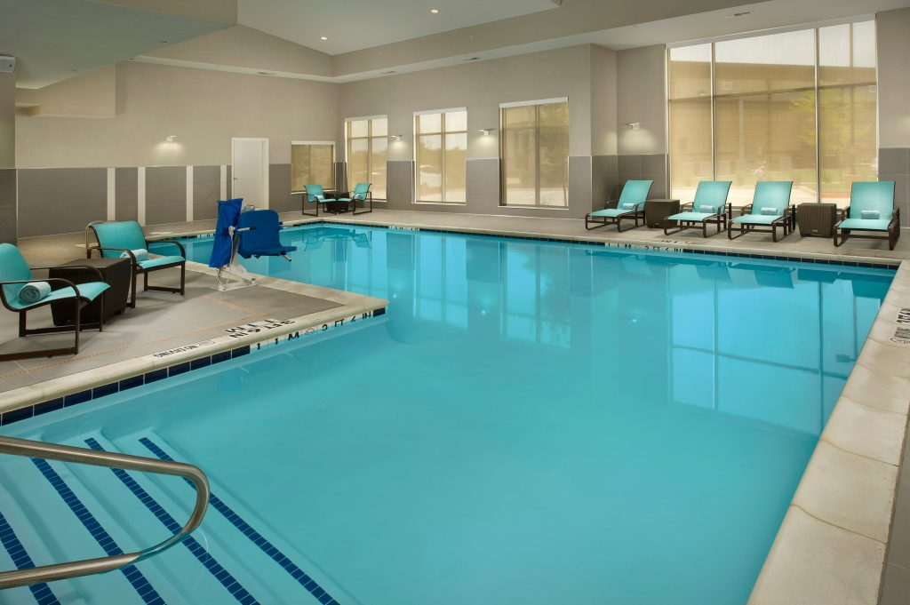 Residence Inn Texarkana TX pool
