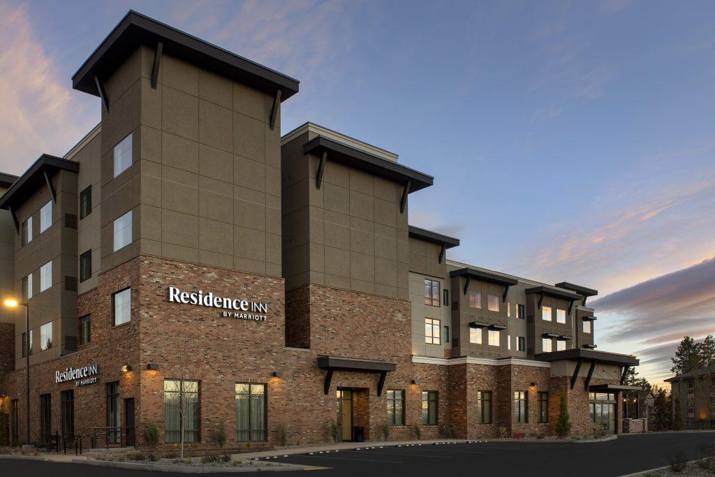 Residence Inn by Marriott Bend OR Exterior