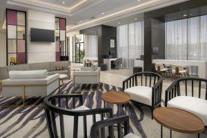 Crowne Plaza San Antonio TX lobby seating