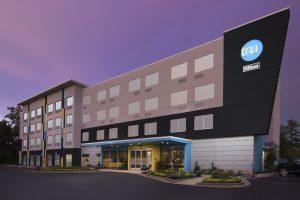 Tru by Hilton McDonough GA Exterior dusk
