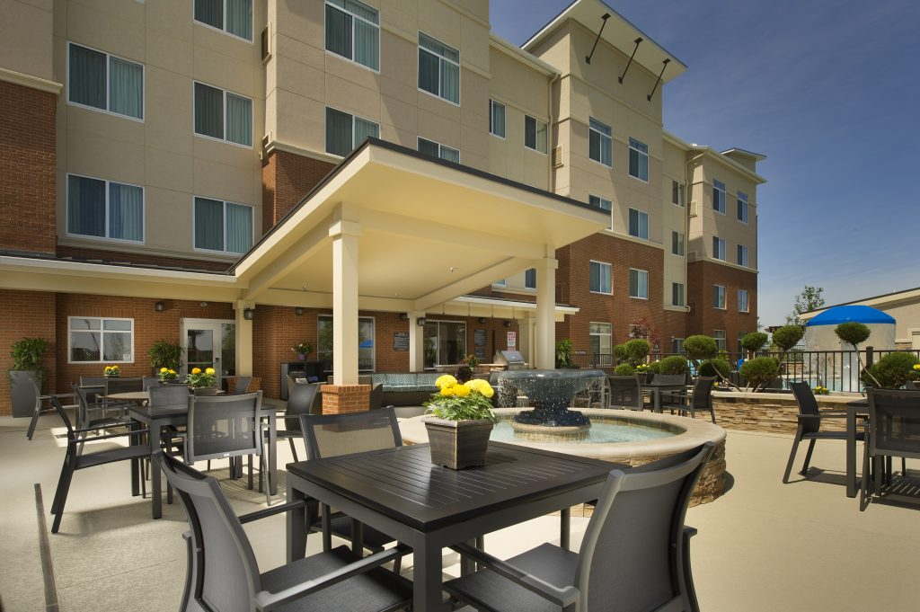 Residence Inn by Marriott Murfreesboro TN Patio