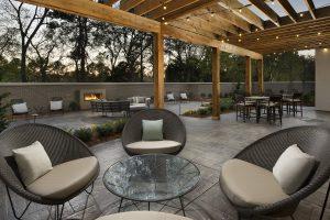 Courtyard by Marriott Murfreesboro TN Patio