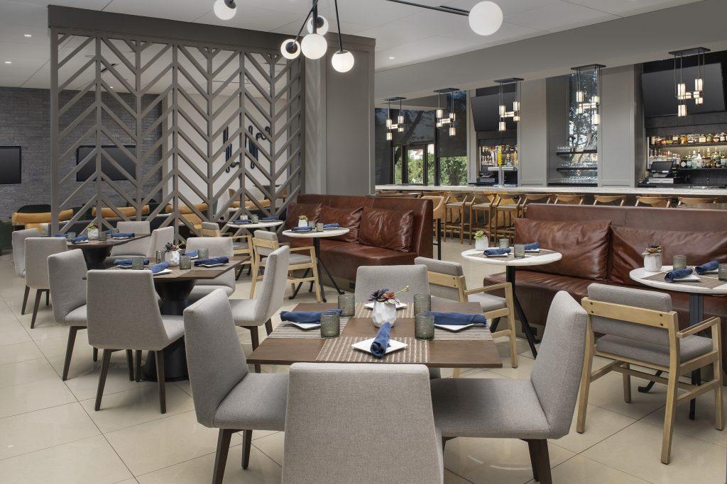 Westin Dallas Fort Worth TX Dining seating