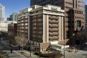 Home2 Suites Atlanta GA Exterior day