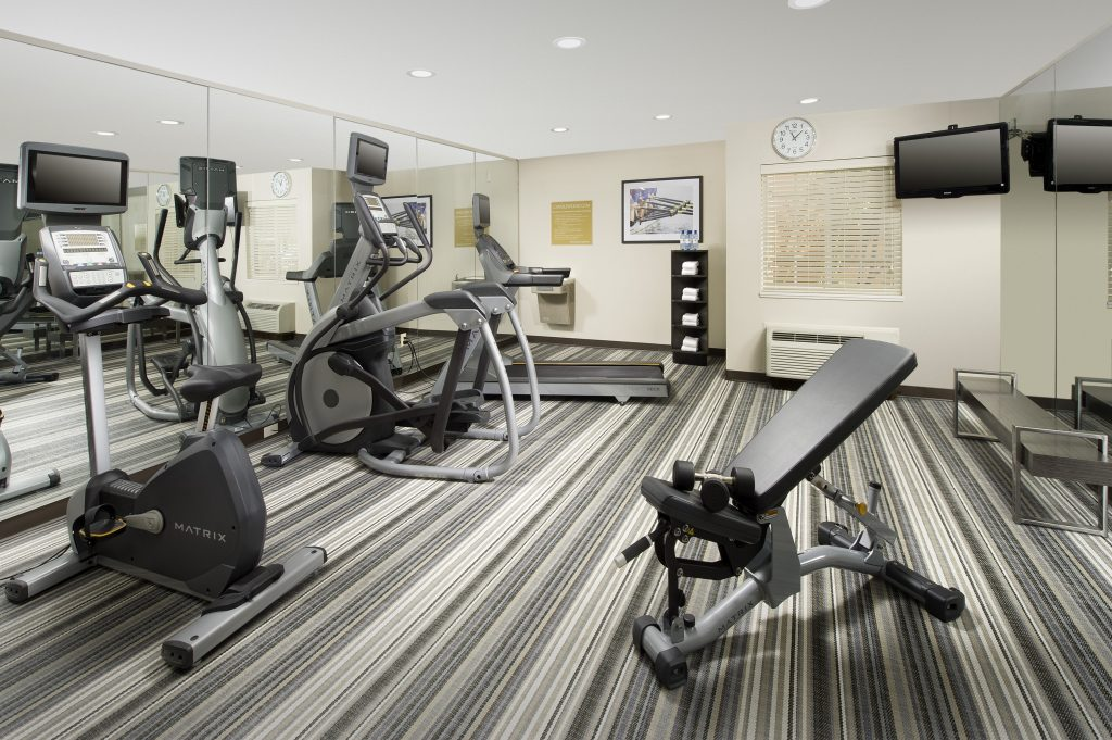 Candlewood Suites Richmond VA Fitness Center