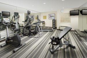Candlewood Suites Richmond VA Fitness Center