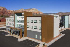 Element by Hilton Sedona AZ Exterior day