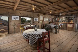 Fort McDowell Adventures Scottsdale AZ Rosa's Ranch saloon