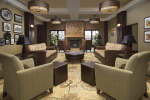 Staybridge Suites Denver CO Lobby