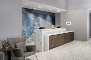 Front Desk SpringHill Suites Atlanta
